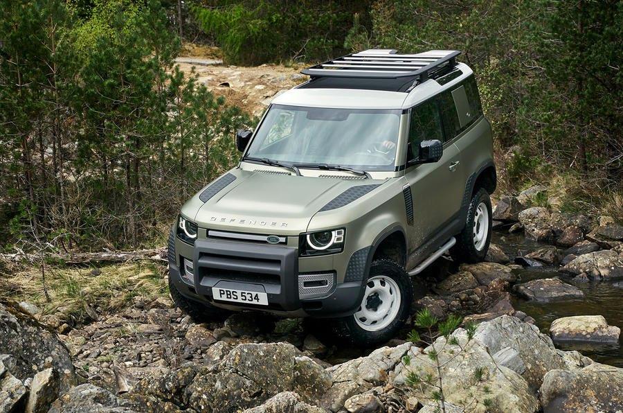 Land Rover Defender Phiên Bản Hoàn Toàn Mới 2020 Ra Mắt có gi đặc biệt
