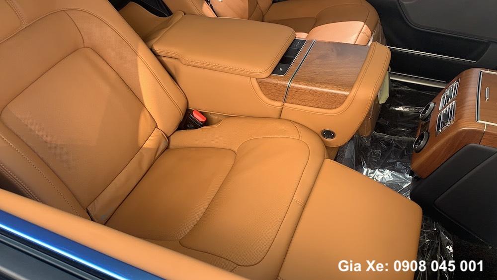 Range Rover nội thất màu da bò đep hơn cả xe của ngọc trinh