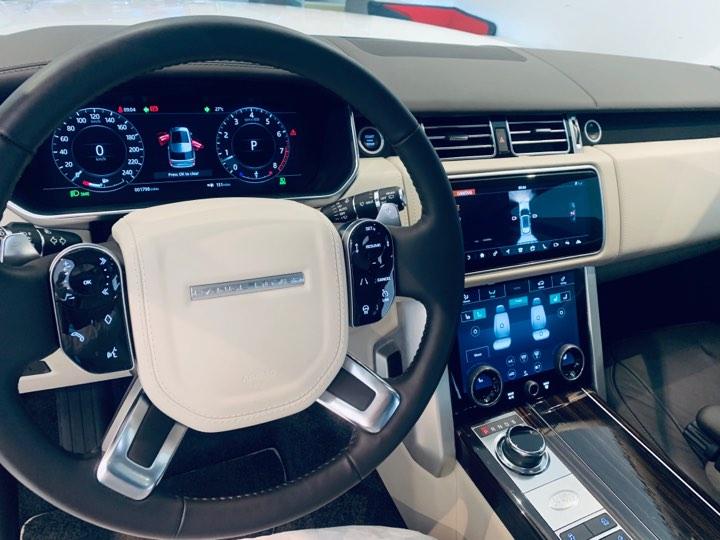 Bán Xe Range Rover Autobiography LWB Cũ