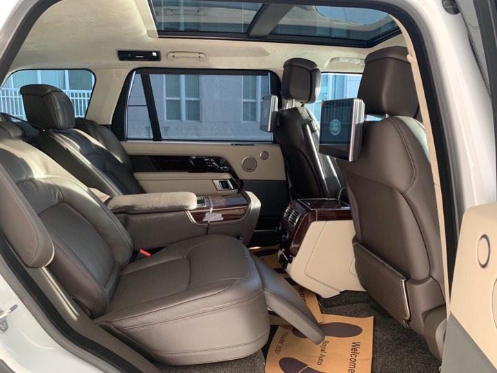 bán xe oto đã qua sử dụng giá tốt Bán Xe Range Rover Autobiography LWB Cũ